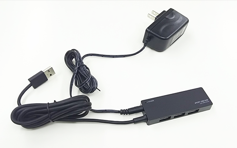USBハブ セルフパワータイプ