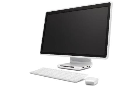 液晶一体型パソコン