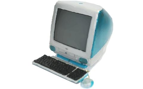 CRT一体型パソコン
